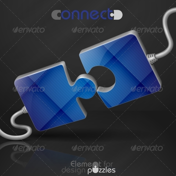 GraphicRiver Modern Puzzle Template 8004314