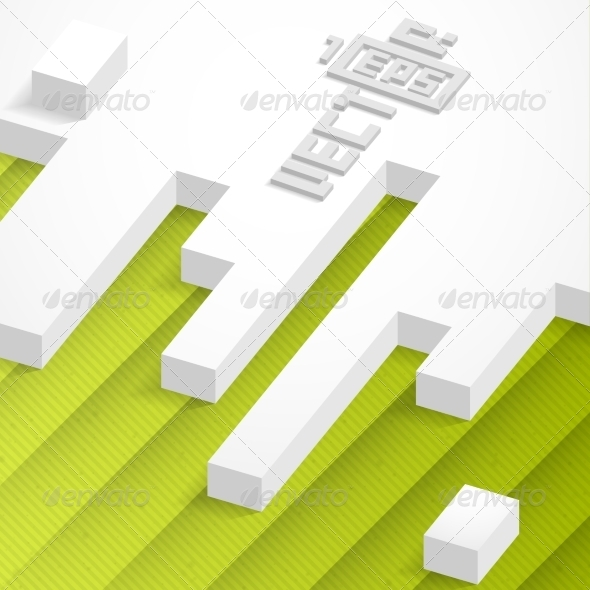 GraphicRiver Abstract Geometrical Design 8004338