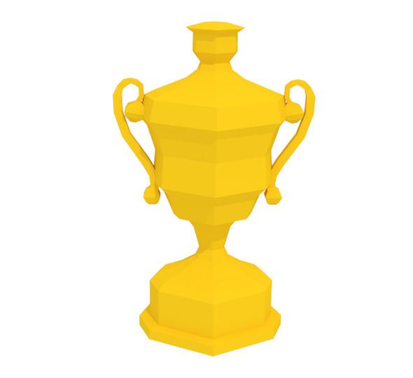 3DOcean Trophy 8004348