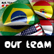 Our Team Facebook Cover - GraphicRiver Item for Sale