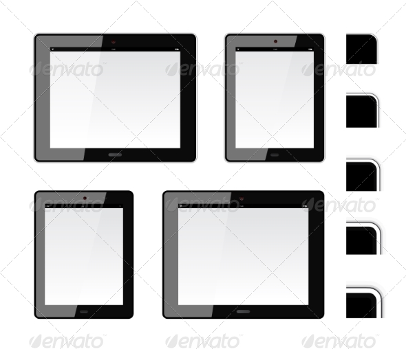 GraphicRiver Tablet PC 8004989