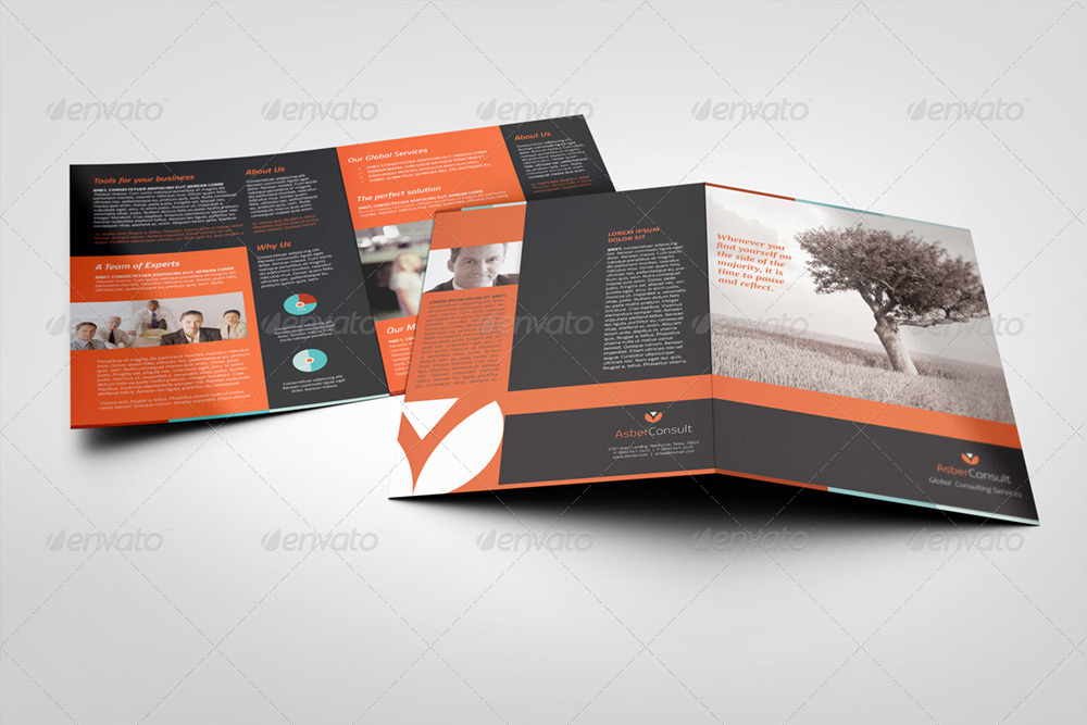 4 page brochures thevillas co