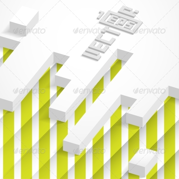 GraphicRiver Abstract Geometrical Design 8005410