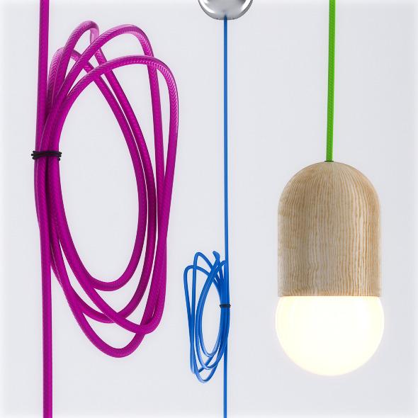 3DOcean Bean Lamp 8005962