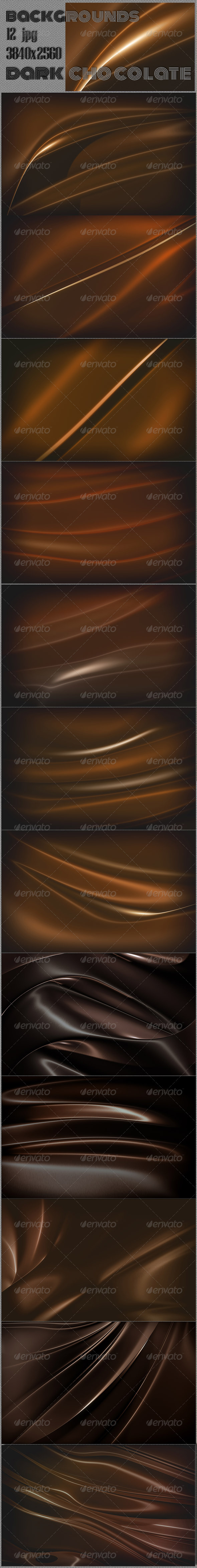 GraphicRiver Chocolate Abstract Surface 8006176