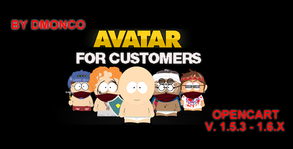 CodeCanyon Avatars for customers 8007013