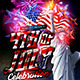 4th of July Celebration Flyer Template - GraphicRiver Item for Sale