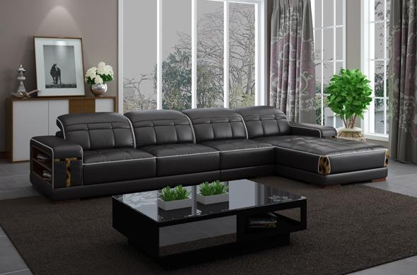 3DOcean 4 seat sofa 8007902