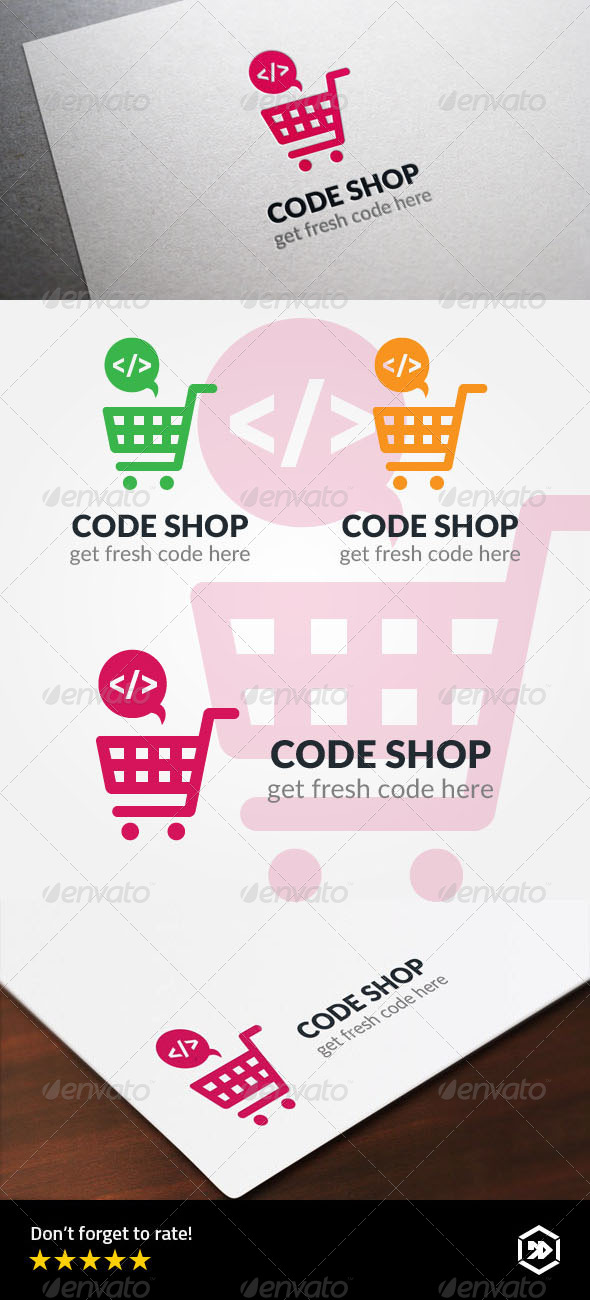 GraphicRiver Shopping Code 8008077