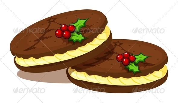 GraphicRiver Christmas Cookies 8008241