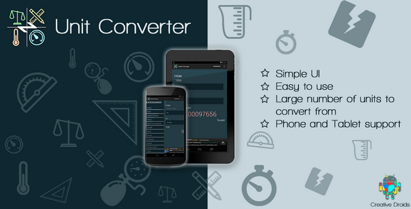 CodeCanyon Simple Unit Converter 8008311