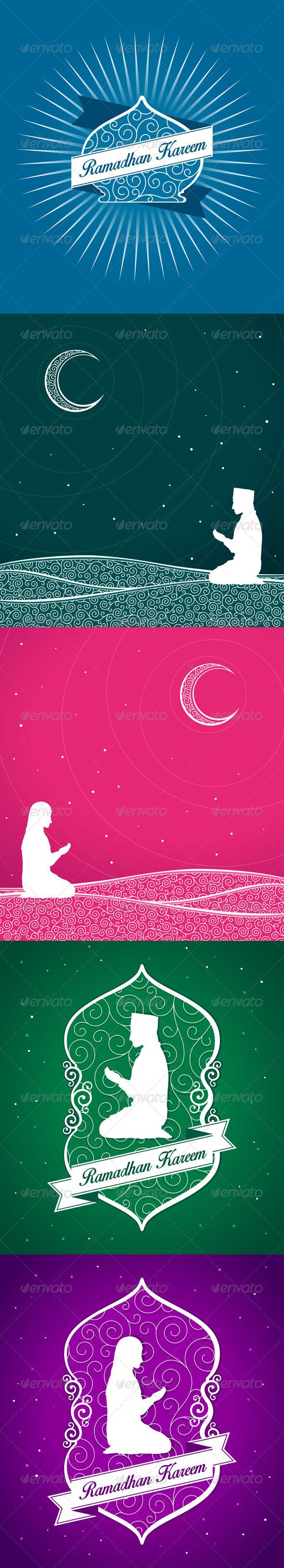 GraphicRiver Ramadan Kareem 8008553