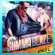 Summa Blaze Flyer - GraphicRiver Item for Sale
