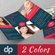 Spa & Beauty Saloon Tri-Fold Brochure   Volume 2 - GraphicRiver Item for Sale