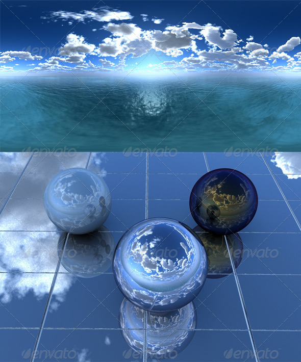 3DOcean Sea 126 8009330
