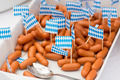 Small german sausages - PhotoDune Item for Sale