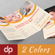 Spa & Beauty Saloon Tri-Fold Brochure   Volume 3 - GraphicRiver Item for Sale
