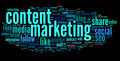 Content marketing conept in word tag cloud - PhotoDune Item for Sale