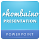 Rhombuino Powerpoint Presentation - GraphicRiver Item for Sale