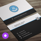 Minimal Business Card 033 - GraphicRiver Item for Sale
