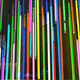 colorful neon bulbs in abstract arrangemet - PhotoDune Item for Sale