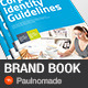 Brand Book Identity Guidelines - GraphicRiver Item for Sale