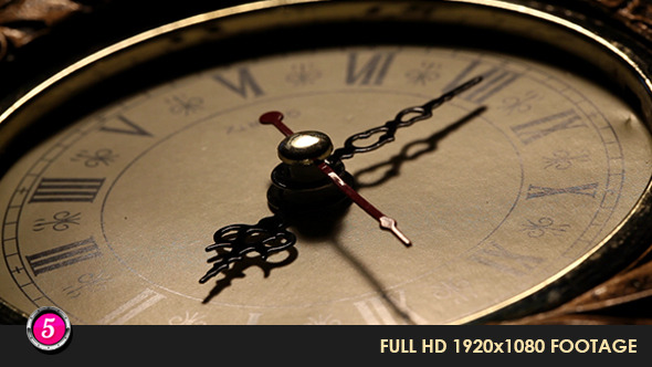 Vintage Clock 50