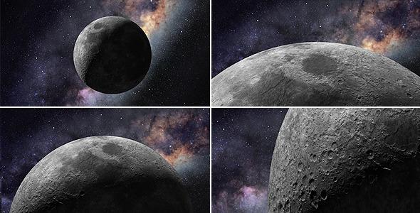 Moon Flight 4 pack