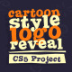 Cartoon Style Logo Reveal - VideoHive Item for Sale