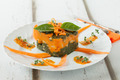 Bicolor Gnocchi Timbale - PhotoDune Item for Sale