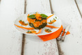 Pumpkin Chard Gnocchi Timbale - PhotoDune Item for Sale