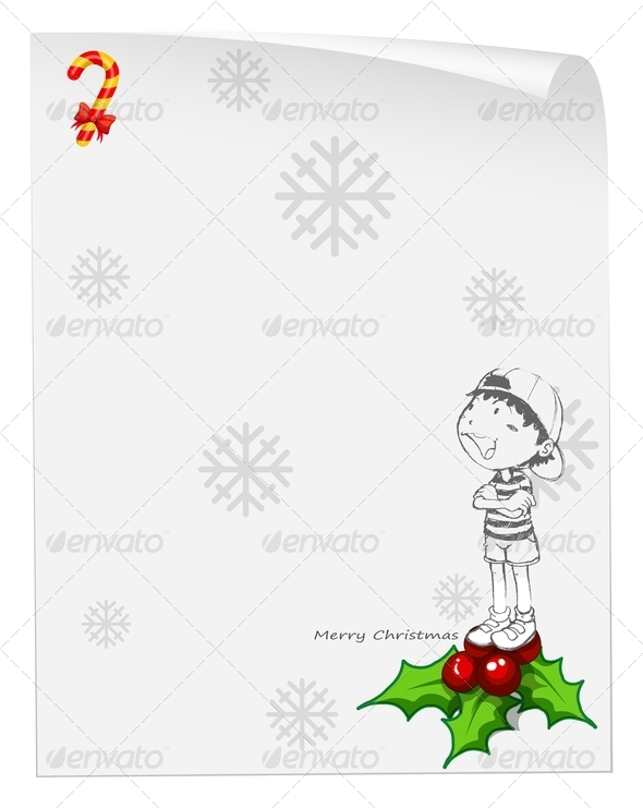 GraphicRiver Christmas Background 8013041