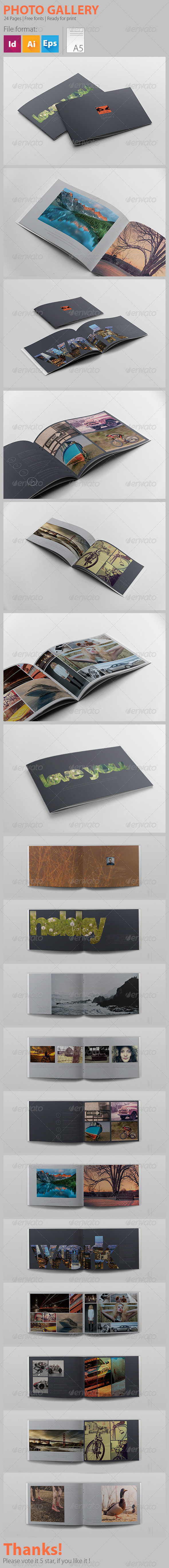 GraphicRiver Photo Gallery 8013089