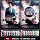 Progressive House Flyer/Poster Template - GraphicRiver Item for Sale