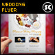 Clean Wedding Photography Flyer - GraphicRiver Item for Sale