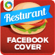 Food and Restaurant Facebook Cover - GraphicRiver Item for Sale
