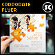 Clean Modern Corporate Flyer / Magazine Ads - GraphicRiver Item for Sale