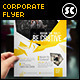 Clean Corporate Flyer / Magazine Ads - GraphicRiver Item for Sale