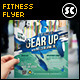 Fitness Sport Flyer / Magazine Ads Template - GraphicRiver Item for Sale