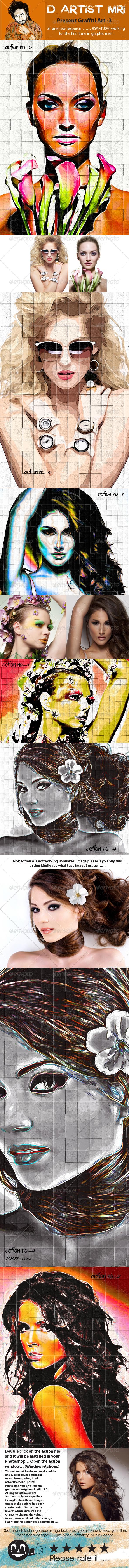 GraphicRiver Graffiti Art 3 8013647