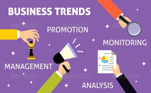 GraphicRiver Business Trends Hands 8013927