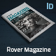 Rover Magazine Vol.1 - GraphicRiver Item for Sale