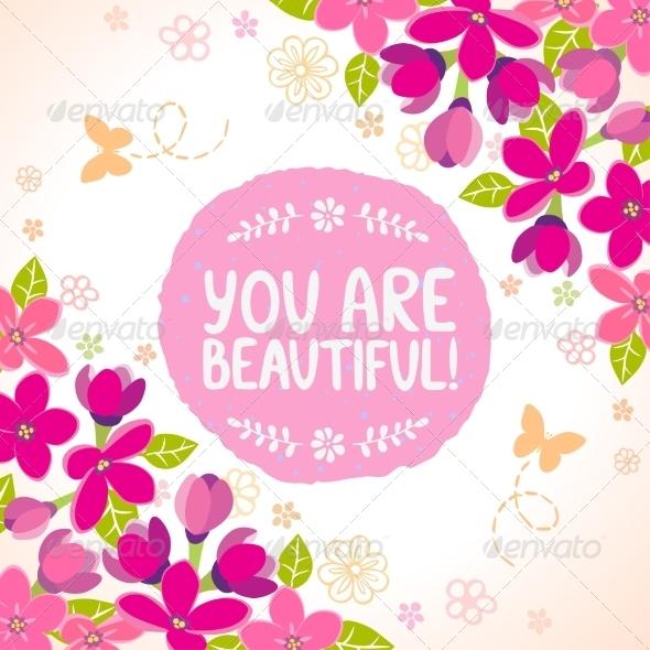 GraphicRiver Flowers 8016292