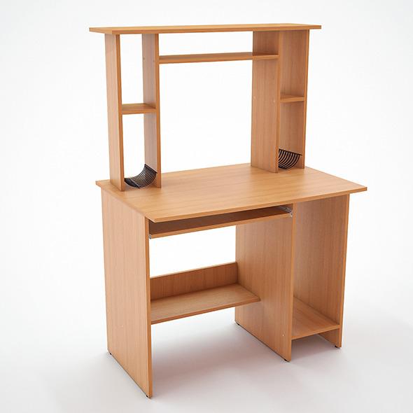 3DOcean Computer desk 8017013