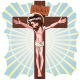 The Crucifixion of Jesus Christ - GraphicRiver Item for Sale
