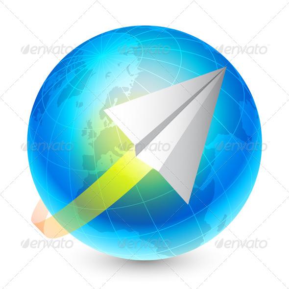 GraphicRiver Travel Concept 8018313