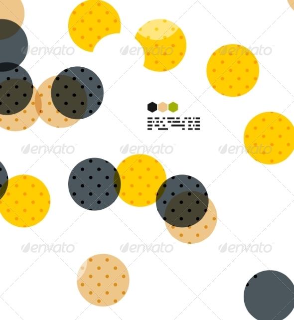 GraphicRiver Bright Geometric Modern Design 8018534