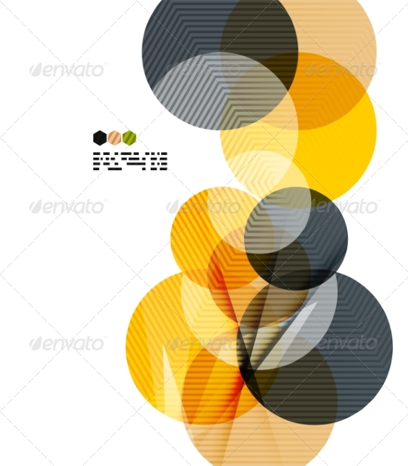 GraphicRiver Bright Geometric Modern Design 8018564
