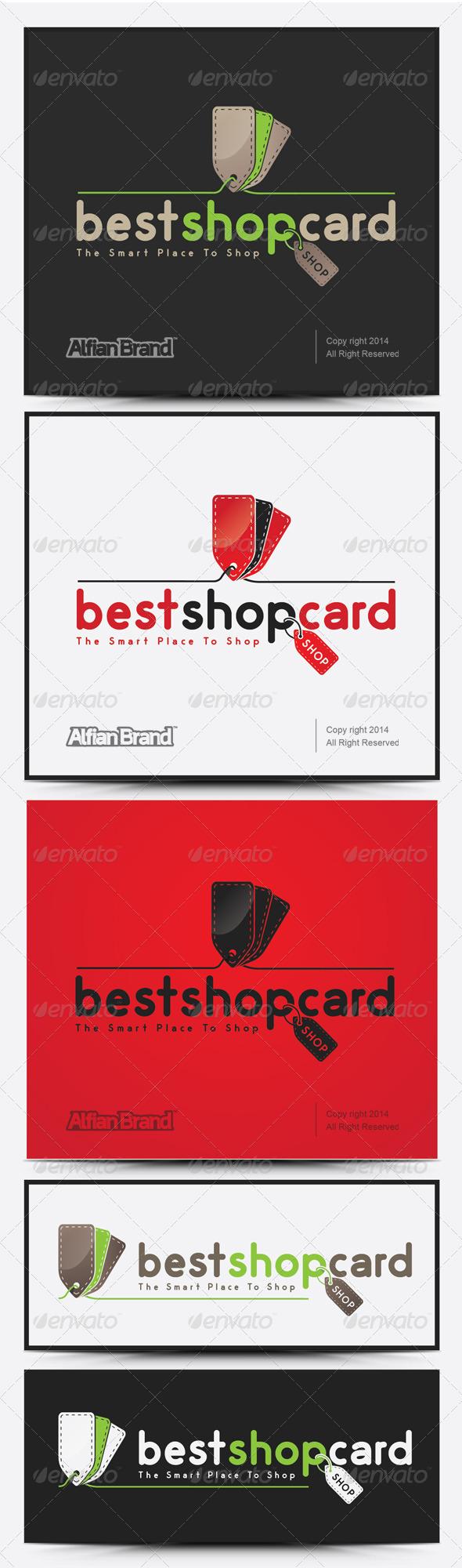 GraphicRiver Best Shop Logo 8009064