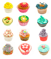 Collage cupcakes - PhotoDune Item for Sale